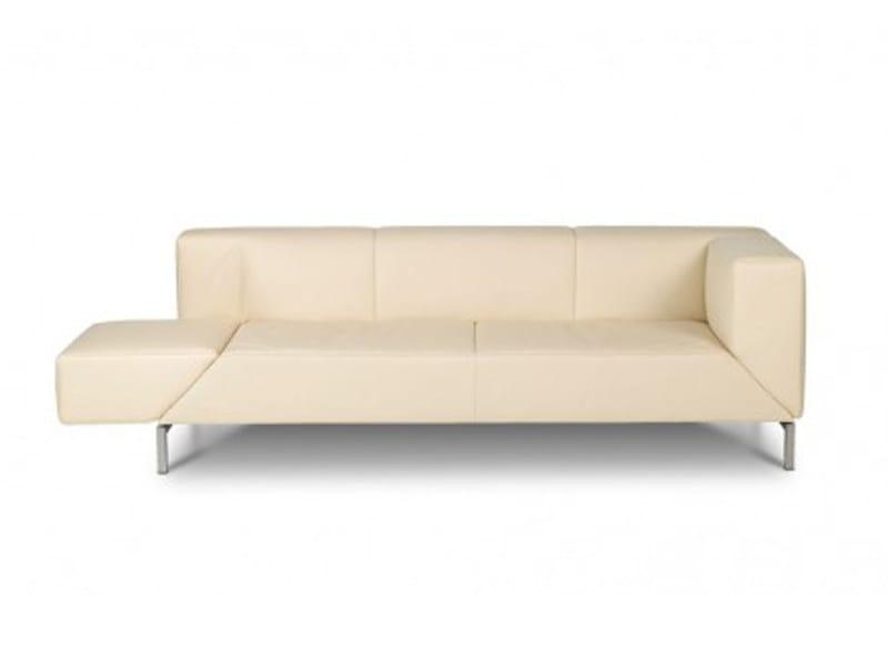 Beech sofa LONGUEVILLE   Sofa by JORI