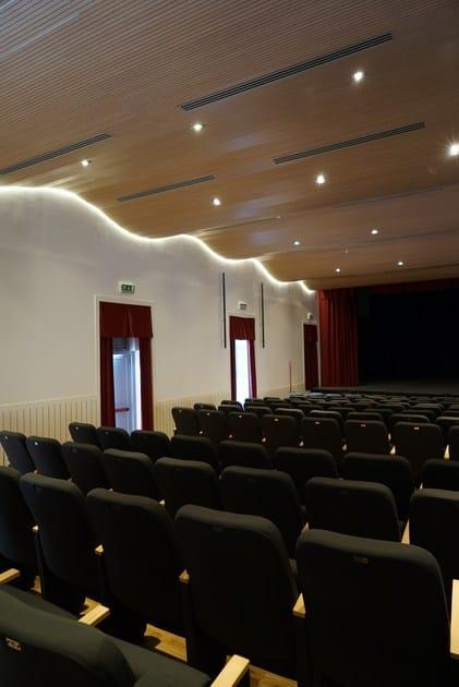 SOUNDLESS | Pannelli per controsoffitto Monterotondo