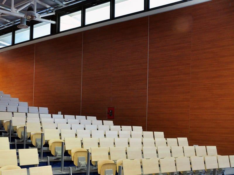 SOUNDLESS   Rivestimento ECOTEKNE - Università del Salento - Lecce