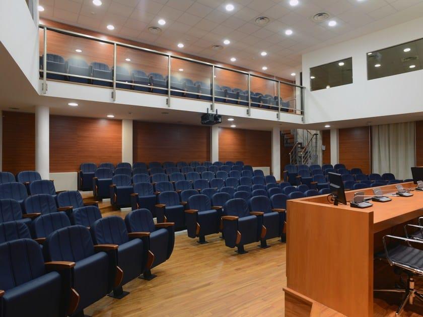 SOUNDLESS   Rivestimento Centro Alti Studi Della Difesa - Palazzo Salviati - Roma