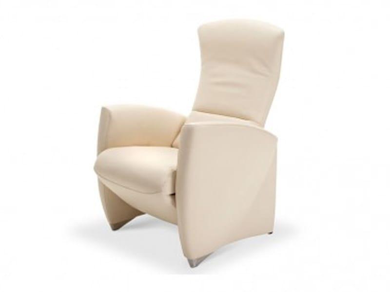 Reclining chair VINCI by JORI