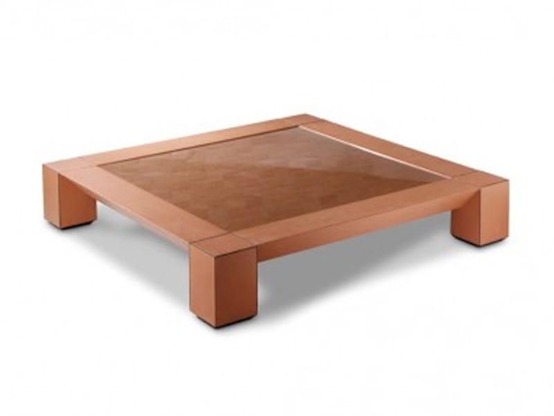 Mesa de centro baixa quadrada KANPAI by JORI