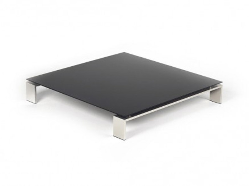 Low square coffee table SHIVA | Coffee table by JORI