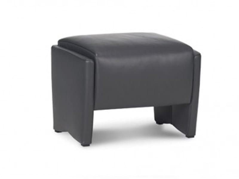 Upholstered pouf PONTO | Pouf by JORI