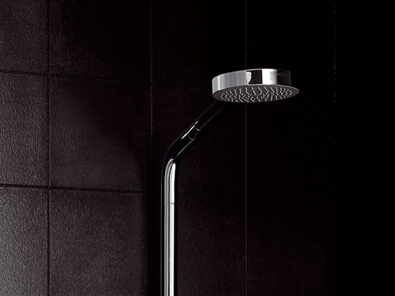 Shower panel with overhead shower SIMPLY BEAUTIFUL   Shower panel by ZUCCHETTI