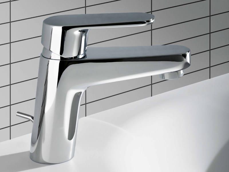 Chrome-plated 1 hole washbasin mixer SUN | Washbasin mixer by ZUCCHETTI