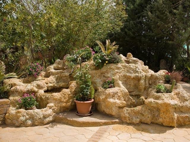 MURO STAMPATO roccia_villa_sicilia
