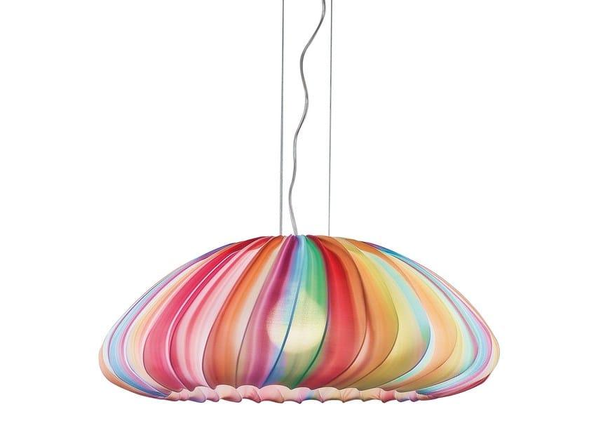 Fabric pendant lamp MUSE | Pendant lamp by AXOLIGHT