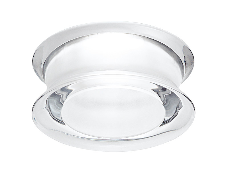 Recessed crystal spotlight for false ceiling ELI by Fabbian
