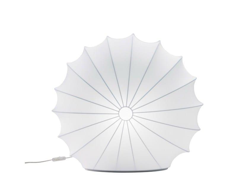 Plafoniera Tessuto Elasticizzato : Muse lampada da tavolo by axolight design sandro santantonio