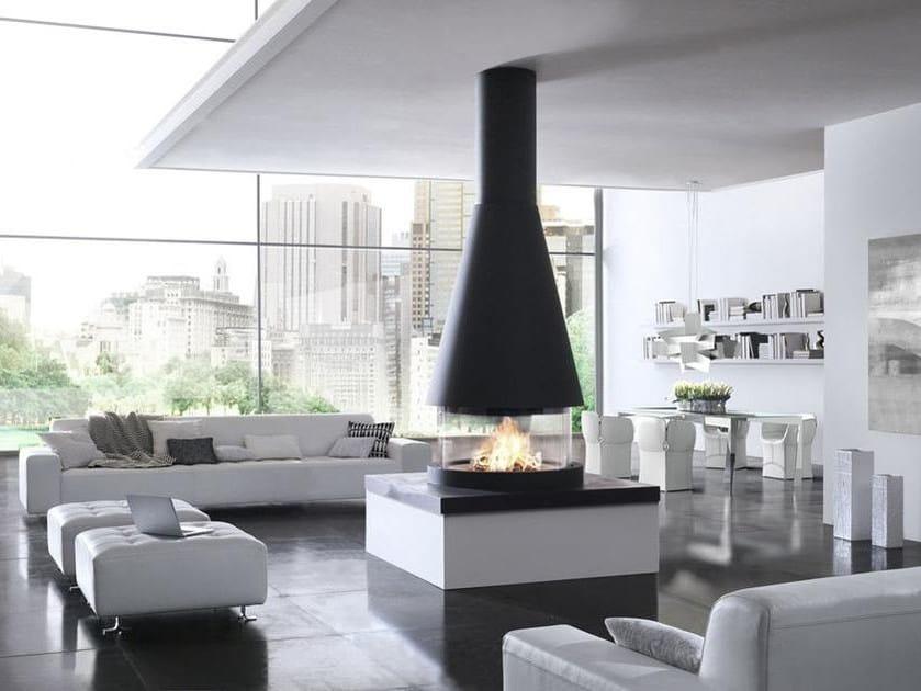 Faïence Fireplace Mantel COPENAGHEN by Piazzetta