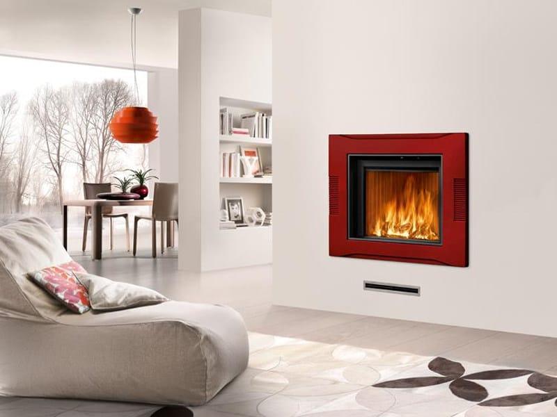 Faïence Fireplace Mantel LUBECCA by Piazzetta