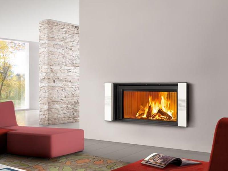 Faïence Fireplace Mantel FRIBURGO by Piazzetta