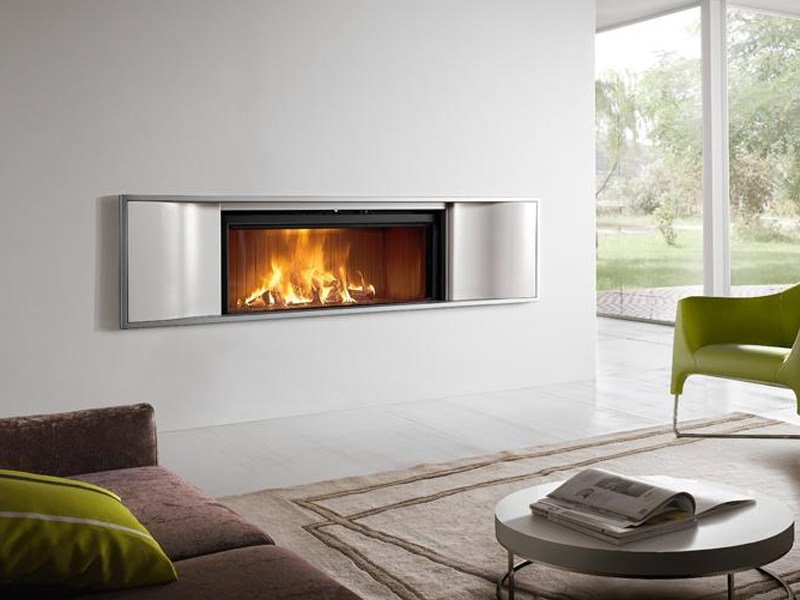 Faïence Fireplace Mantel LIPSIA by Piazzetta