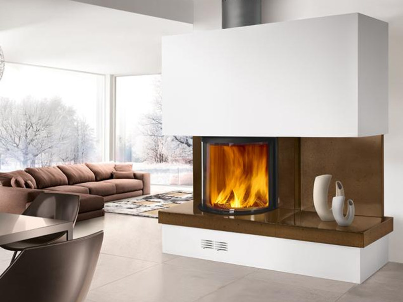 Faïence Fireplace Mantel STOCCARDA by Piazzetta