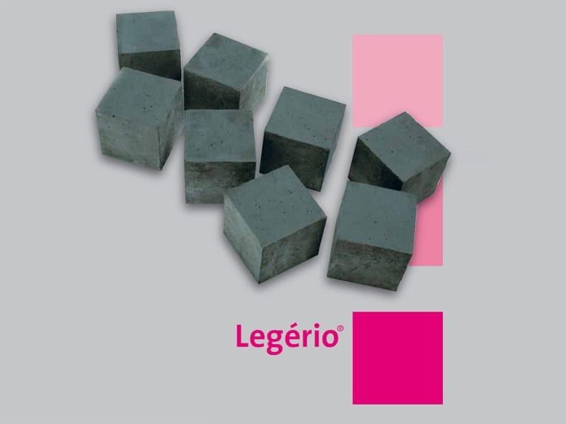 Lightweight cellular concrete Legério® by Holcim-italia