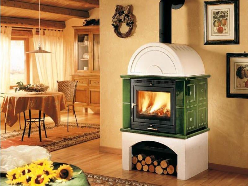 Stufa a legna per riscaldamento aria mom stufa a legna piazzetta - Stufe a legna per riscaldamento ...