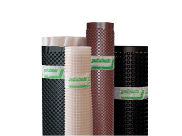 Prefabricated polymer membrane GUTTABETA® by GUTTA ITALIA