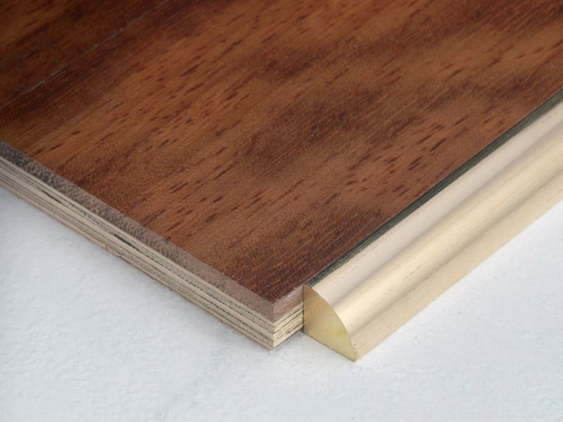 Transition profiles for 10 mm floor height LINETEC PR-PQ-PU by PROFILITEC