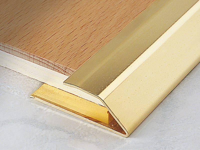 Terminal edge profile for wooden floors WOODTEC LP by PROFILITEC