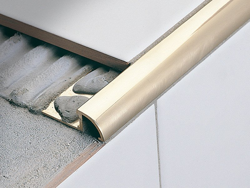 Joint profiles for ceramic steps ROUNDTEC RD by PROFILITEC