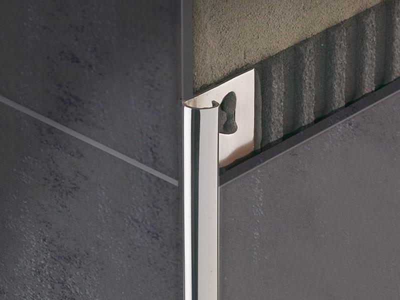 Profile trim for ceramic tile coverings ROUNDJOLLY RJ by PROFILITEC