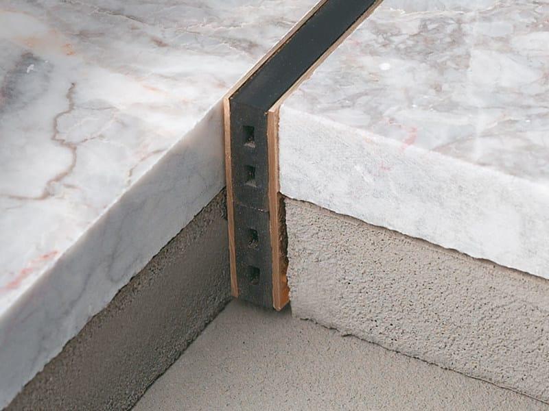 Movement joint suitable for grinding COFLEX CTM by PROFILITEC