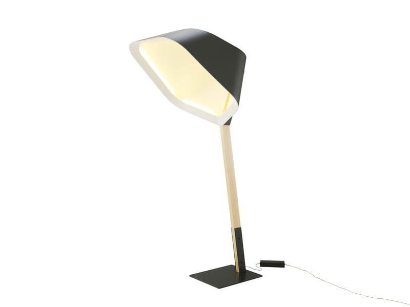 LED composite material floor lamp PEYE by Ligne Roset