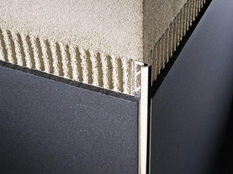 Round Profile for thin tiles ROUNDJOLLY RJ 45 by PROFILITEC
