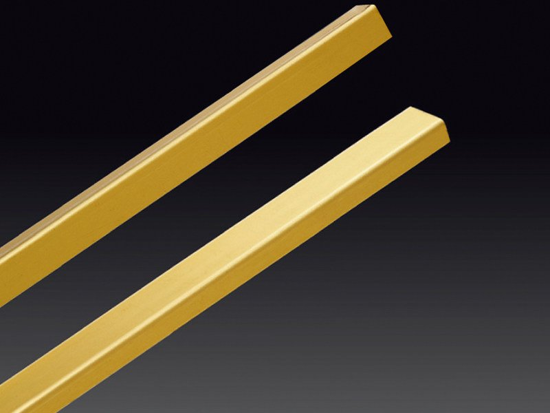 DIY profiles in brass DIY | Brass profiles by PROFILITEC