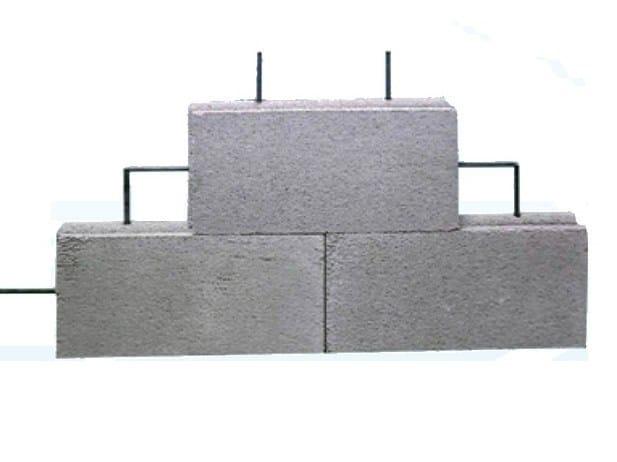 Thermal concrete block Thermal concrete block by AFON CASA