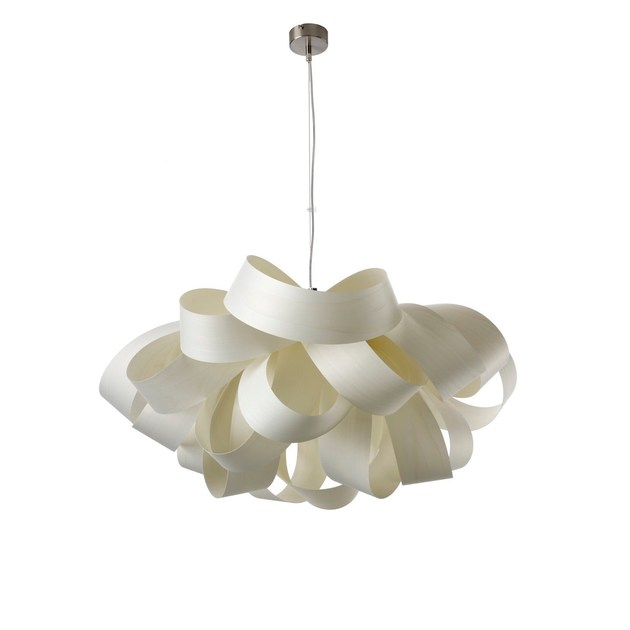 Handmade pendant lamp AGATHA S by LZF