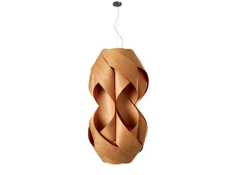 Handmade pendant lamp ANFORA S by LZF