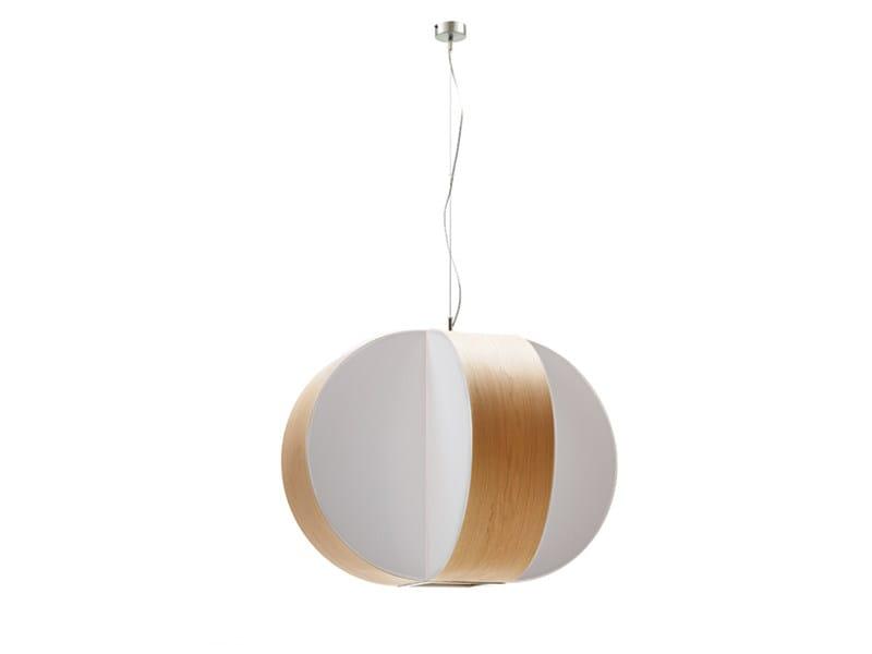 Handmade pendant lamp CARAMBOLA S by LZF