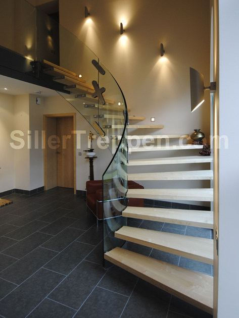 MISTRAL CURVED STRUCTURAL GLASS