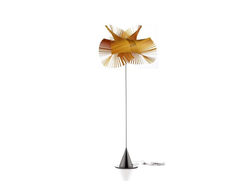 Handmade floor lamp MINI MIKADO P by LZF