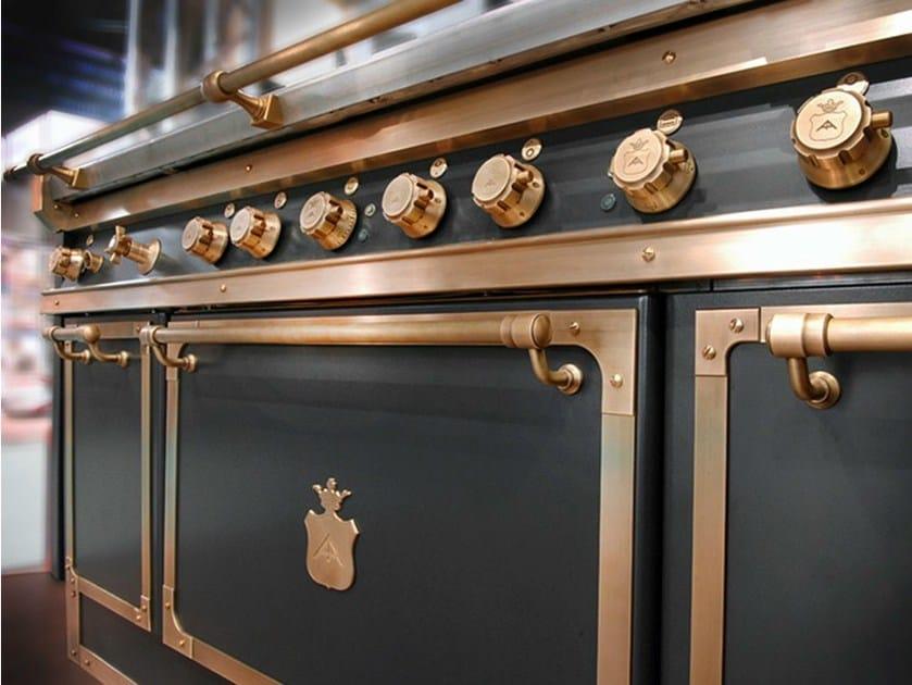 Cucina a libera installazione professionale in acciaio P70   Cucina ...
