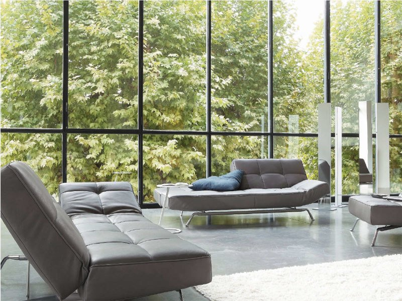 Recliner sofa SMALA by Ligne Roset