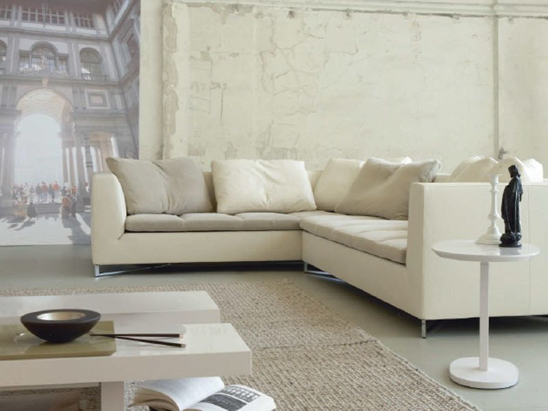 sectional sofa feng by ligne roset design didier gomez. Black Bedroom Furniture Sets. Home Design Ideas