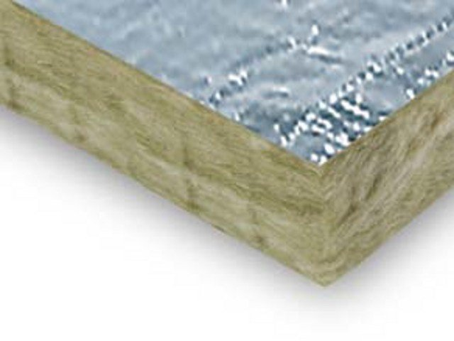 Thermal insulation sheet and panel in mineral fibre URSA TERRA PLUS 70/Ac - XL by URSA