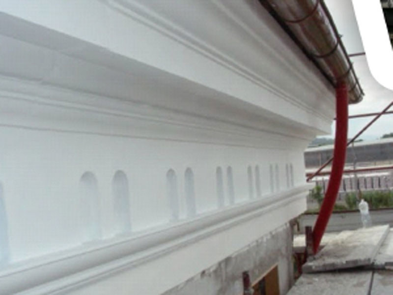 Polystyrene matrix for decorative element Molds for frames by DIDOR ITALIA