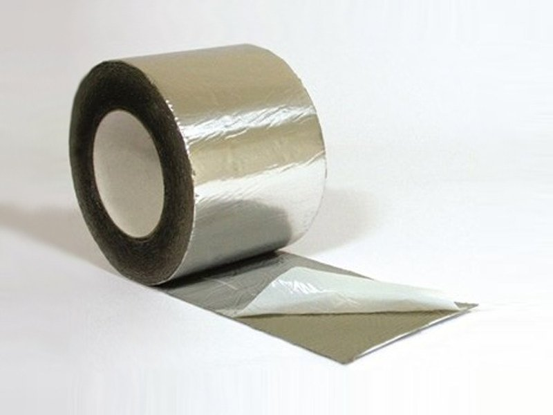 High Adhesive Total Vapour Barrier Butyl Tape BU-TYLENE DS CRIO 12/25/12 by ISOLTEMA GROUP