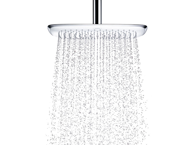 Ceiling mounted overhead shower PURAVIDA | Overhead shower by hansgrohe