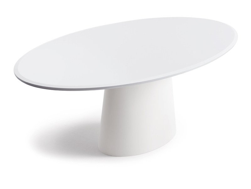 Oval dining table CONIC | Table by COR