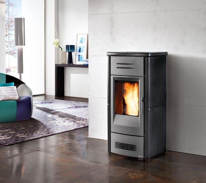 Pellet stove P963 M | Pellet stove by Piazzetta