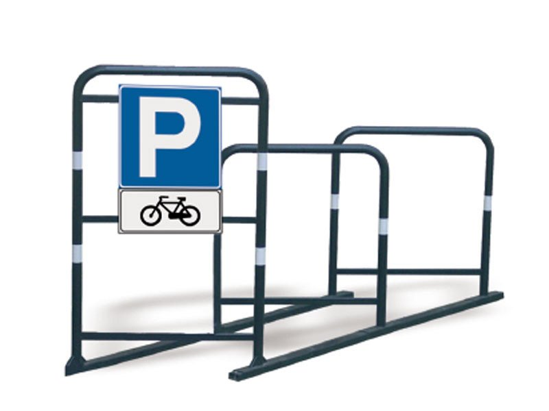 Bicycle rack MODULARE by Lazzari