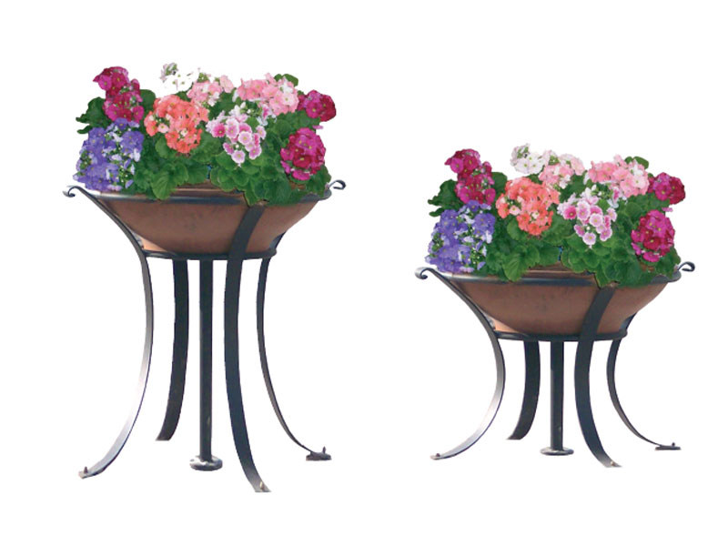 Terracotta Flower pot ILARIA by Lazzari