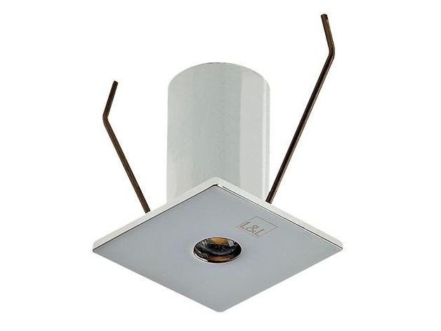 LED square recessed spotlight Eyes 1.2 by L&L Luce&Light