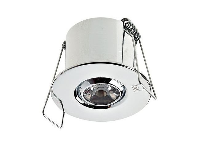 LED adjustable recessed spotlight Eyes 3.0 by L&L Luce&Light