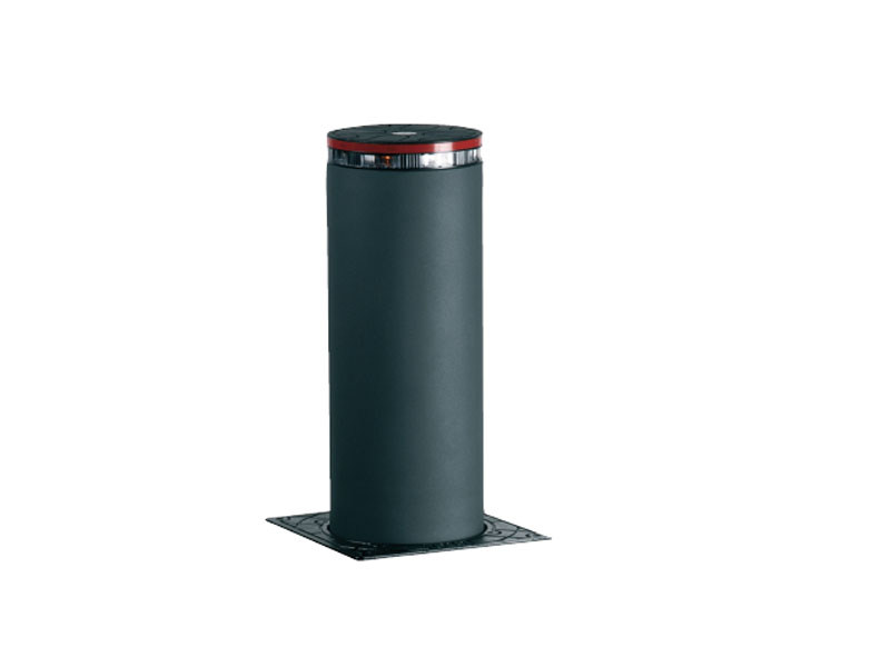 Electric bollard with built-in light DEFENDER by Lazzari